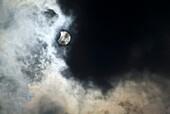 Partial solar eclipse, August 2008