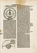 De sphaera mundi, 13th century astronomy text