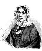 Ida Pfeiffer, Austrian author and traveller