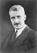 Archibald Hill, British physiologist