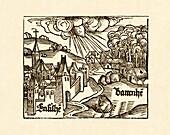 Ensisheim meteorite fall, 1492