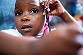 Schoolchild, Lamu, Kenya