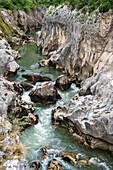Herault Gorges, France