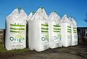 Agricultural nitrogen fertiliser