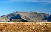 Snowdon (Yr Wyddfa), Snowdonia National Park, UK,