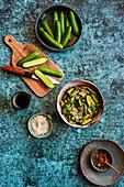 Chinese Bashed Cucumber Salad