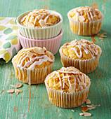 Glutenfree carrot muffins