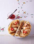 Pancake butterfly