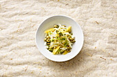 Sicilian fennel salad with pistachios and oranges