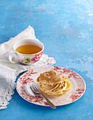 Cream puffs (pinwheels)