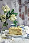 Marcinek (polish cake)