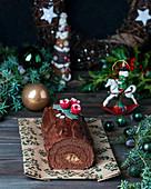 Christmas buche de Noel