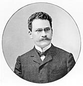 Hermann Minkowski, Polish-German mathematician