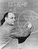 Enrico Fermi, Italian-US physicist