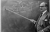 Dennis Gabor, British-Hungarian physicist