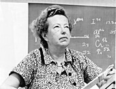 Maria Goeppert-Mayer, nuclear physicist