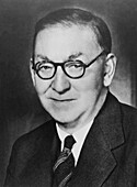 John Cockcroft, British physicist
