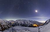 Winter constellations