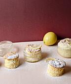 Lemon-Soufflé