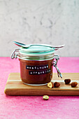 Hazelnut spread with yoghurt (sugar-free)