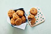 Almond biscuits (sugar-free)