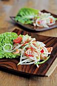 Som Tam - Thai papaya salad