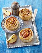 Apple rosettes
