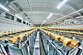 SuperMUC supercomputer