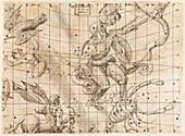 Kepler's supernova in Ophiuchus, 1604