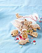 Pumpernickel Gingerbread for children