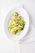 Baden potato endive salad