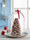 Christmas tree - chocolate cookies