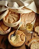 Vacherin cheeses