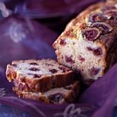 Provençal fig loaf cake