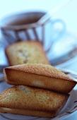 financiers financier dessert pastry