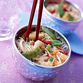 Prawn chop suey
