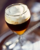 Irish coffee Saint Patrick