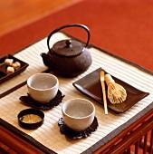 Chinese tea service