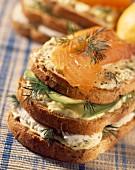 viking club sandwich