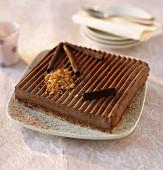 Trianon chocolate cake