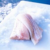Fillets of fish
