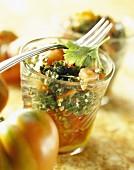 Lebanese salad