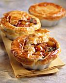Mirabelle plum tarts
