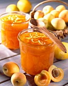 Apricot and lemon jam