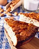 Broyé du Poitou cake