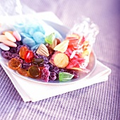 Mixed candy and Berlingot boiled sweets