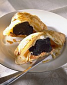 Truffle turnovers