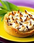 Mini meringue pie