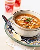 Chorba : Moroccan soup