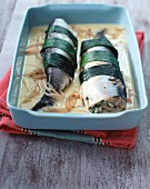 Stuffed herrings